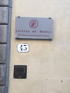 Lorenzo de Medici Institute.