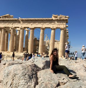 Day 1: The Acropolis