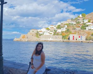 In Hydra, Greece