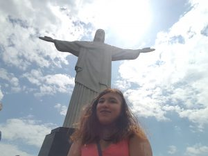 Surreal moments with Christ the Redeemer